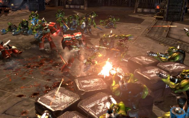 Dawn of War 2 Screenshots