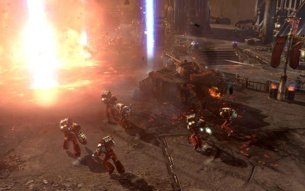 Dawn of War 2 Screenshots