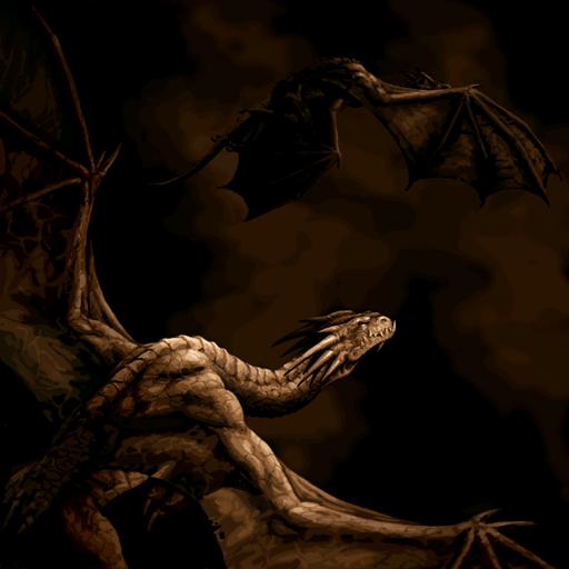 Drakan - Dragons leaving