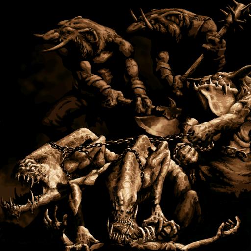 Drakan - Nightmare Army