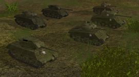 New M4 Sherman Models