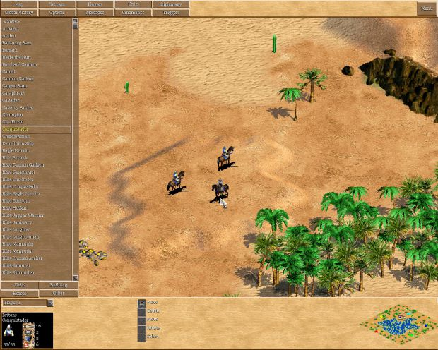 Map Editor screenshot
