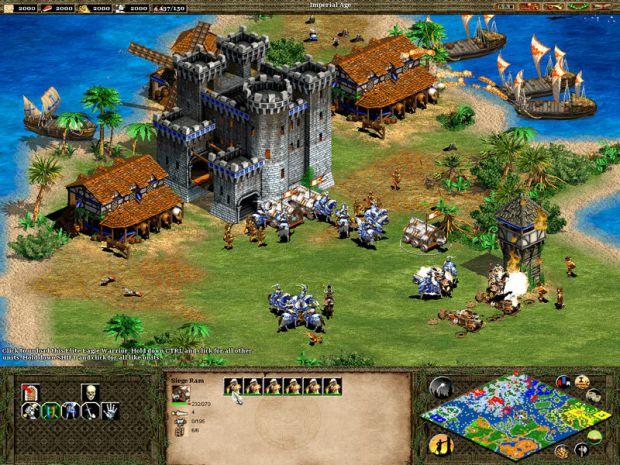 The Conquerors screenshot