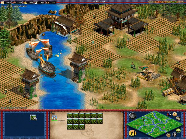 age of empires 2 demo free download