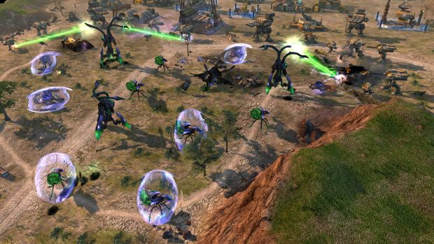 Command and Conquer 3: Kane's Wrath Screenshots