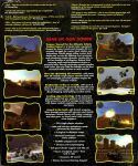 Bandits: Phoenix Rising Back cover.