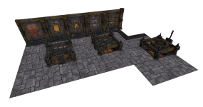 Empire Room Assets