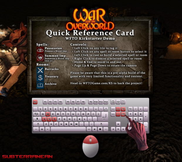 Alpha Demo - Quick Reference Card