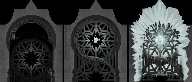Concept - Glacial Door