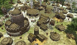 Brythonic Town