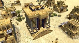 Persian/Babylonian Temple