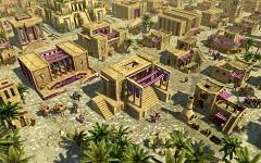 Persian cityscape