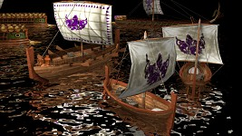 Persian Fishing Ship :: All Persian Ships ::Render