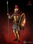 Unit Portrait: Spartan