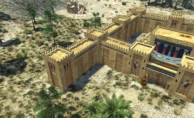 Persian Walls