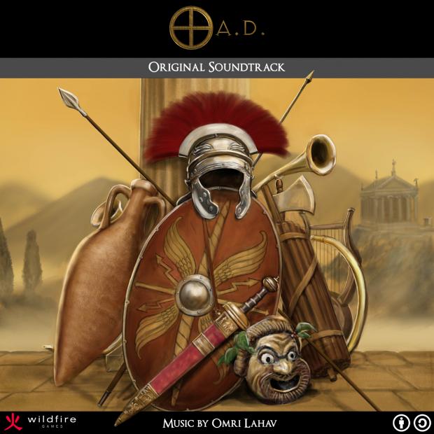 0 A.D. Soundtrack Cover Art