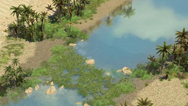 Hellenised Egypt -- Nile River Crossing 1
