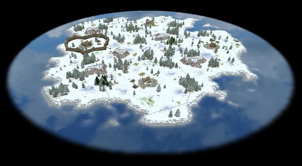 Random maps rework