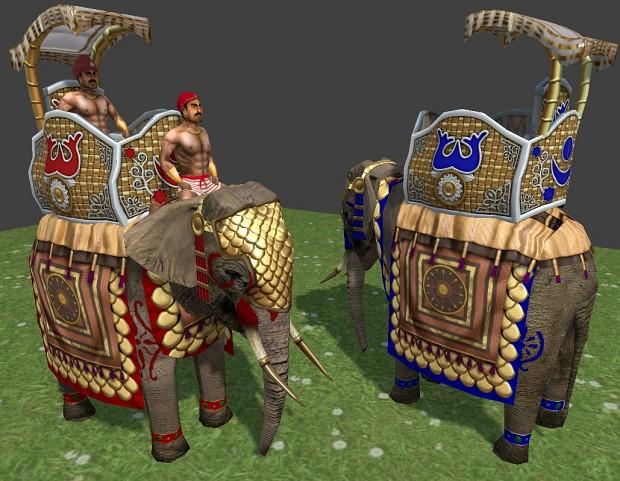 Mauryan Elephant Hero