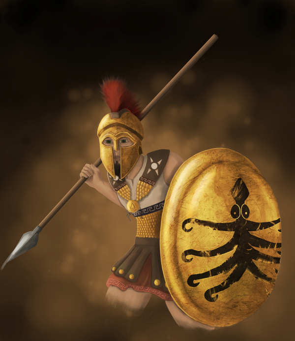 Unit Portrait: Hoplite