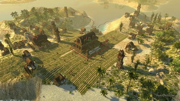 Alpha 14 Preview: Mauryan Island