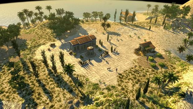 Alpha 14 Preview: Spartan Islands