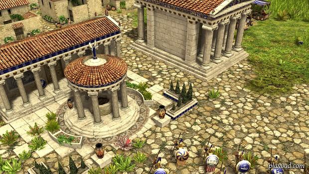 Athenian Architecture