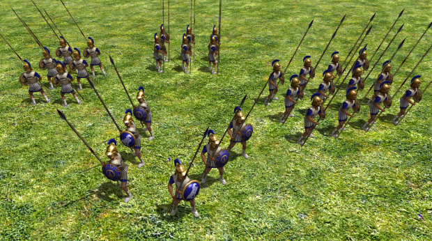 Elite Egyptian Pikemen