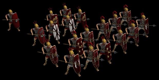 Roman Triarii