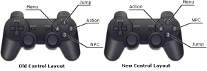 The New Controls vs. Old Controls