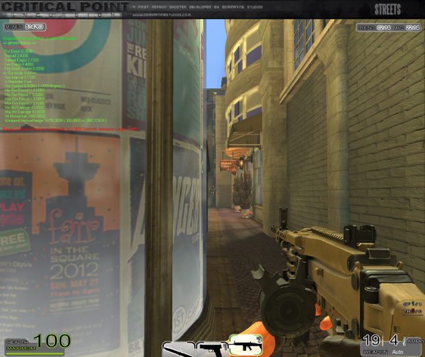 HK 121 Machine Gun (Streets)