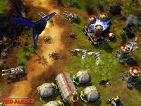 Red Alert 3 In-Game Screenshots