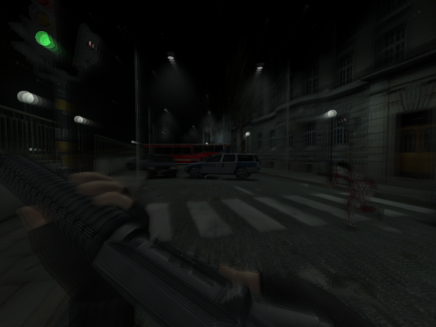 New blur effect image - Cry of Fear - Mod DB