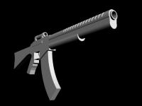 Confessor Gun