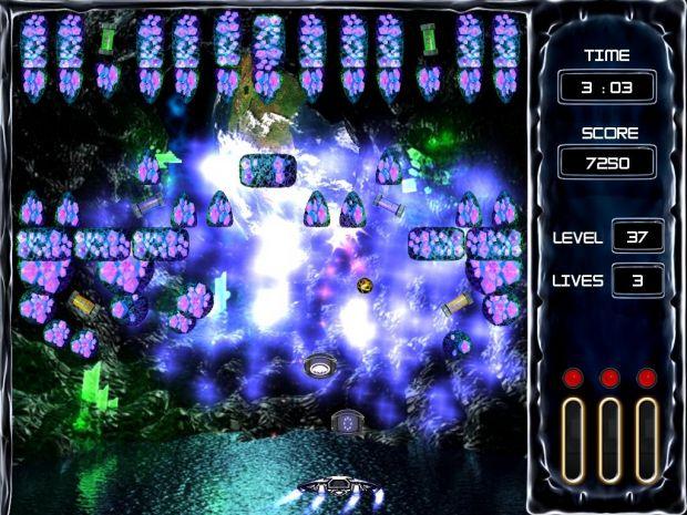 Cosmic Sunder: Elements Gameplay