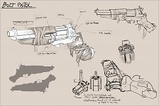 """Marauder """"Bolt Gun"""" Concept"""