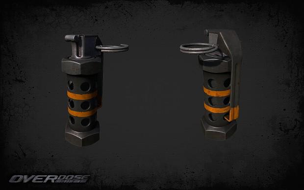 CMC - Flash Grenade