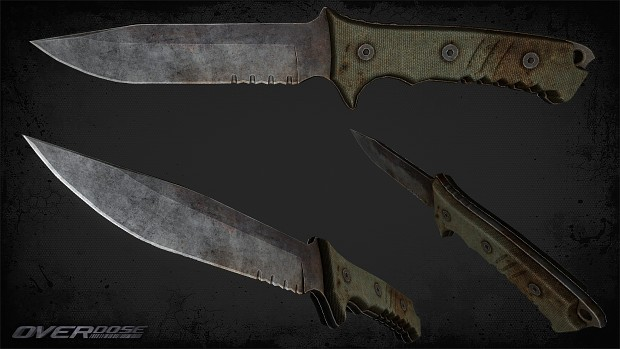 CMC Combat Knife
