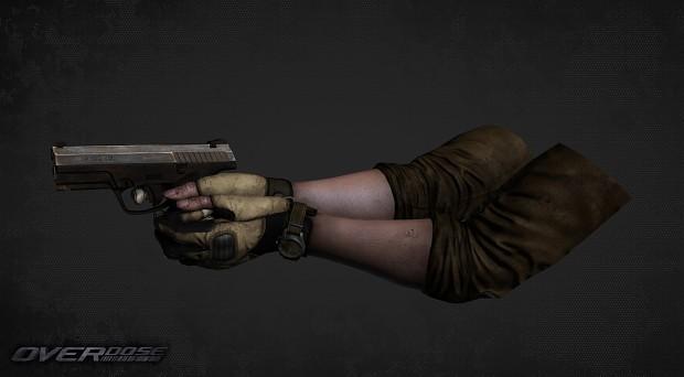CMC - Pistol - Textured & Posed