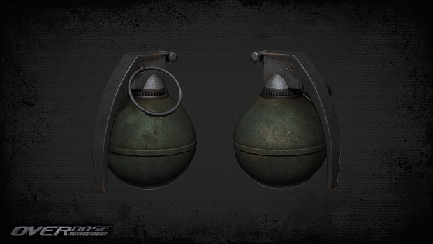 CMC Frag Grenade - Dalton
