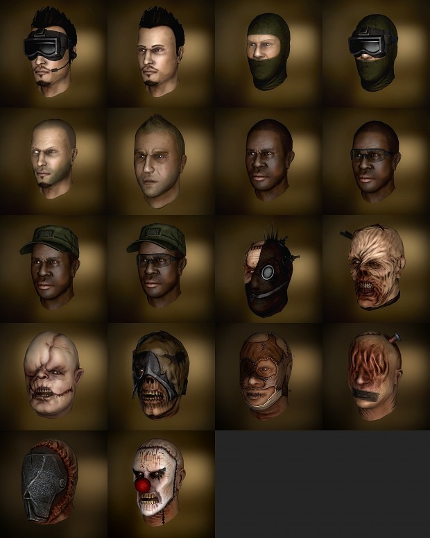 De' Heads