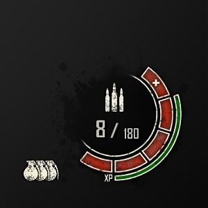 OverDose Health/Ammo HUD