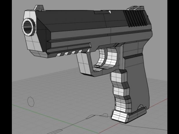 Pistol Early WIP