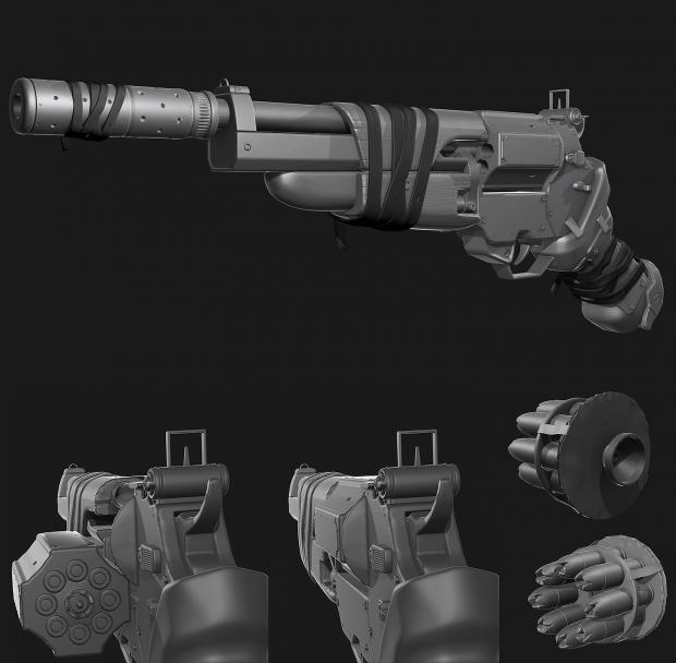 MDR Pistol - Update