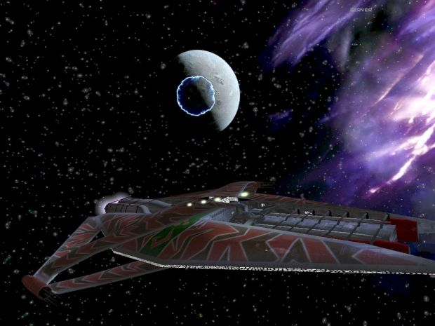 Narn and Centauri capital ships