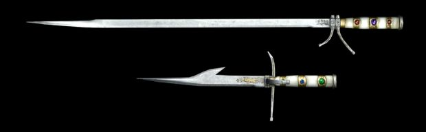 Rapier and Main Gauche
