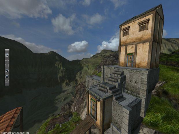 Buildings WIP