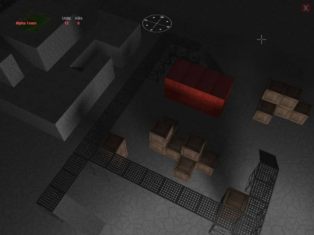 Vertex Lighting  (shadows!)
