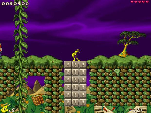 jazz jackrabbit 2 (levels)