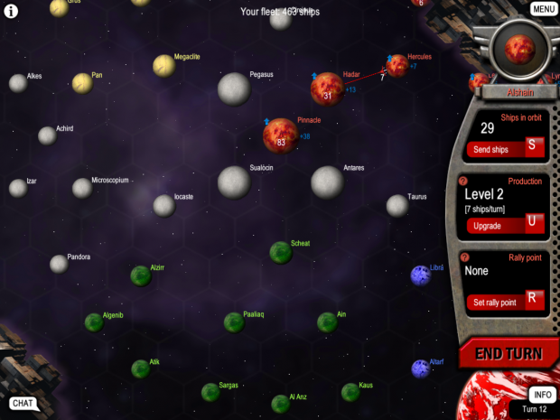 Mayhem Intergalactic screenshot